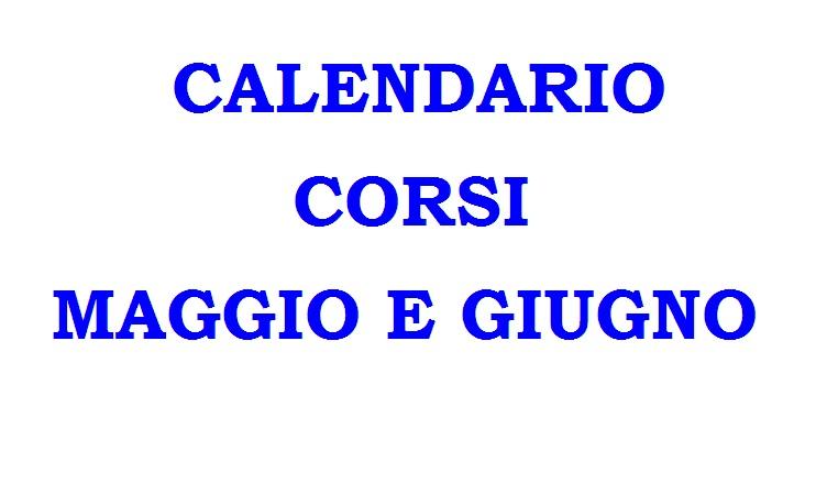 CALENDARIO CORSI2